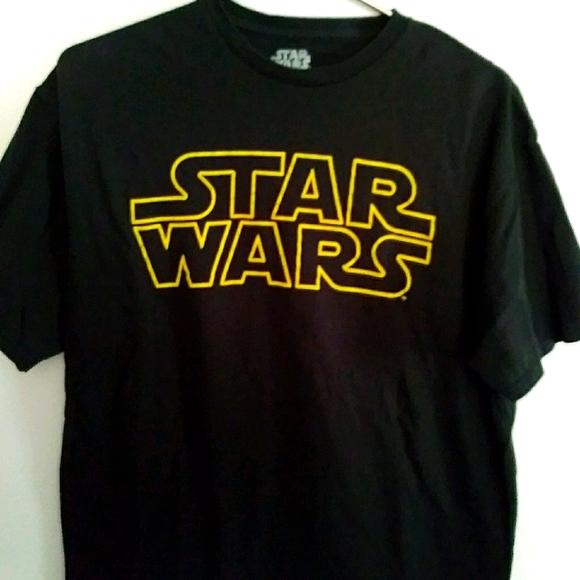 Men's L Star Wars Graphic T-shirt.